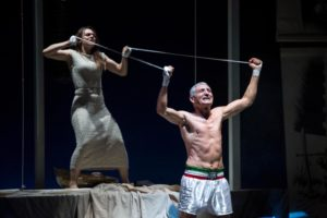 """Patrizio Oliva in """"Patrizio vs Oliva"""", dal 29 novembre al 1° dicembre 2019 al Teatro Nuovo di Napoli"""
