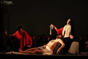 """""""Sacre Passioni"""": quadri viventi su musiche da Gesualdo al XXI secolo, il 39 novembre 2019 presso la Chiesa dei SS. Marcellino e Festo"""