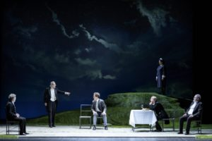 """""""La panne"""", di Friedrich Dürrenmatt, in prima nazionale dal 27 novembre all'8 dicembre 2019 al Teatro Mercadante di Napoli"""