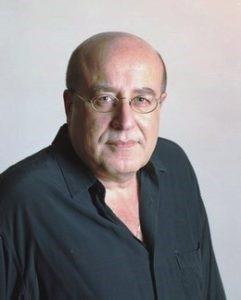 """Presentazione del libro """"La signorina"""", di Aldo Di Mauro presso LaterzaAgorà, foyer del Teatro Bellini di Napoli, il 26 novembre 2019"""