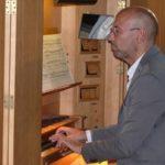 Castaldo suona Franck e la tradizione francese sull'organo storico della Chiesa Luterana di Napoli, il 13 novembre 2019