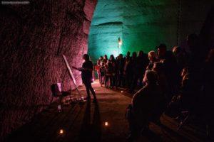 """""""Fontanelle Experience"""", il 29 dicembre 2019 presso il Cimitero delle Fontanelle"""