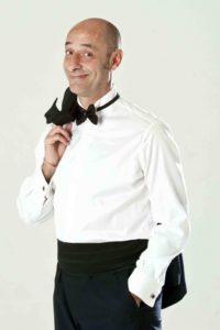 ALESSANDRO DI CARLO Doppio spettacolo con Alessandro Di Carlo al Teatro Garbatella di Roma, dal 26 al 29 dicembre 2019 e Speciale Capodanno 2020
