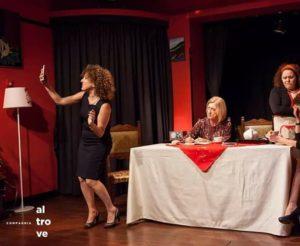 """""""Natale alla Carbonara"""", di Sandra Rossi, dal 5 all'8 dicembre 2019 al Teatro Antigone di Roma"""