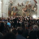 """""""Gran concerto di Natale"""" con cinque artisti e pagine da Mozart alla tradizione, al blues, il 6 dicembre 2019 presso la Chiesa dell'Ascensione a Chiaia"""