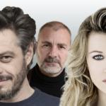 """Stefano Pesce e Giorgia Wurth in """"Killer per casa"""", dal 4 al 23 febbraio 2020 al Teatro Golden di Roma"""