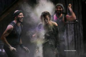 """""""Antigone"""", di Sofocle, per la regia di Laura Sicignano, dal 7 al 12 gennaio 2020 al Teatro Bellini di Napoli"""