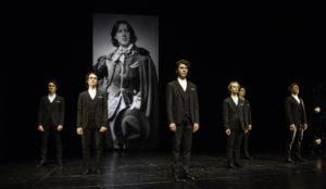 """""""Atti osceni. I tre processi di Oscar Wilde"""", di Moisés Kaufman, dal 28 gennaio al 2 febbraio 2020 al Teatro Bellini di Napoli"""