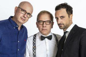 """""""Due botte a settimana!"""", di Marco Marzocca e Stefano Sarcinelli, dal 21 gennaio al 2 febbraio 2020 al Teatro Roma"""