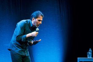 """Filippo Giardina inaugura """"Stand Up Comedy 2020"""", il 17 gennaio 2020 al Teatro Nuovo di Napoli"""