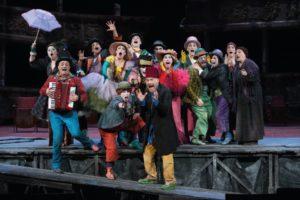 """""""I giganti della montagna"""", diretto e interpretato da Gabriele Lavia, dal 15 al 26 gennaio 2020 al Teatro Mercadante di Napoli"""
