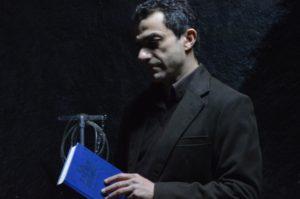 """""""Deep Blue. La mossa di Dio"""", dal 10 al 12 gennaio 2020 al Teatro Tram di Napoli"""