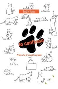 """Presentazione del libro """"Io confesso. Prima vita di un gatto europeo"""", il 22 gennaio 2020 presso al Mondadori Bookstore di piazza Vanvitelli"""