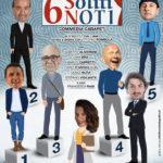 """""""6 Soliti Noti"""", di Roberto Galliani, dal 3 al 15 marzo al Teatro Roma"""