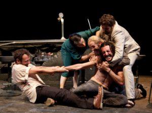Animali da bar, di Gabriele Di Luca, dal 18 al 23 febbraio al Teatro Bellini di Napoli