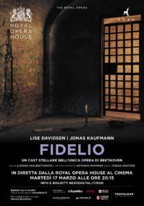 """Il """"Fidelio"""" della Royal Opera House in diretta nei cinema del mondo il 17 marzo 2020"""