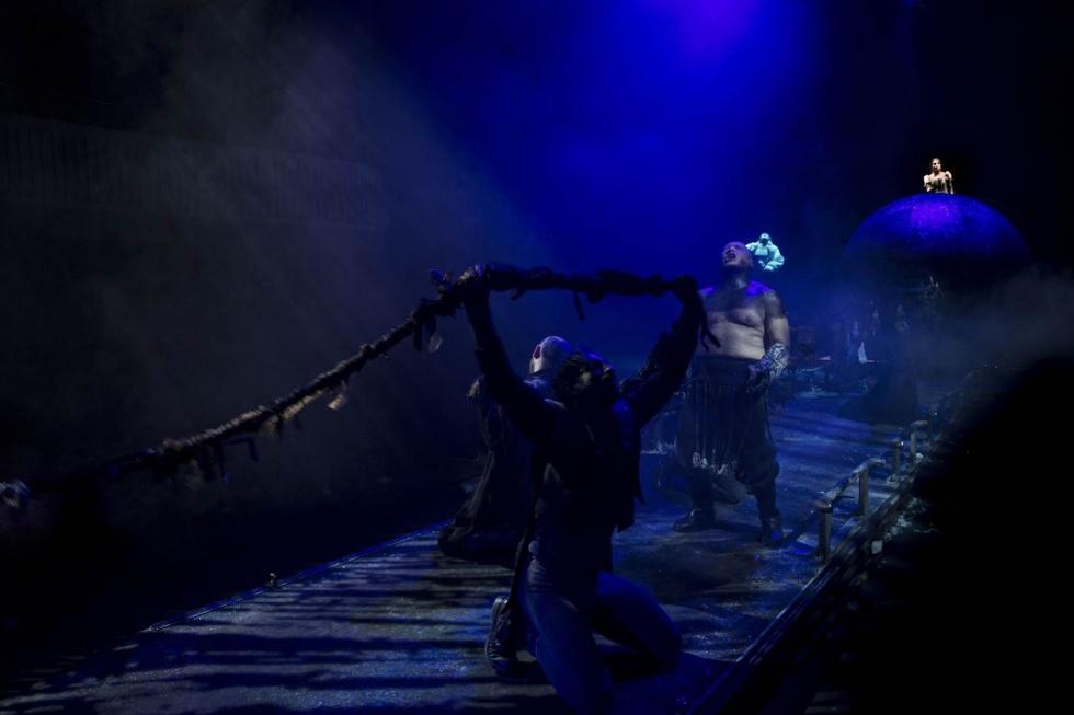 """""""La cupa"""", su versi, canti, drammaturgia e regia di Mimmo Borrelli, dal 27 febbraio all'8 marzo 2020 al Teatro San Ferdinando di Napoli"""