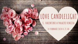 San Valentino a Palazzo Venezia Napoli, il 14 febbraio 2020