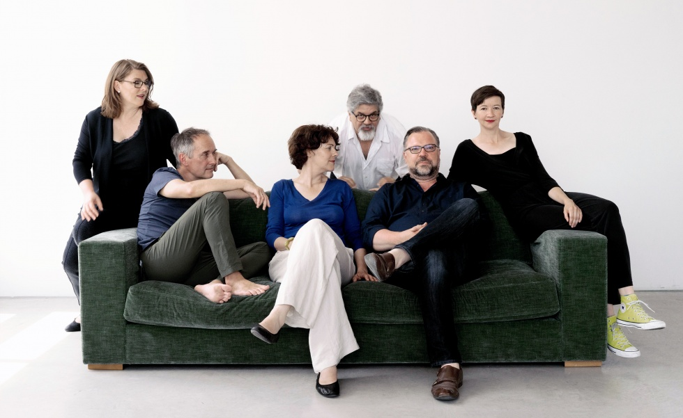 Dennis Russell Davies e i Neue Vocalsolisten in concerto al Teatro San Carlo di Napoli, il 22 febbraio 2020