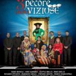 """Fabio Brescia in """"Tre pecore (molto) viziose"""", dal 13 al 23 febbraio 2020 al Teatro Trianon Viviani di Napoli"""