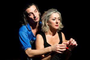 """""""In fondo agli occhi"""", di e con Gianfranco Berardi e Gabriella Casolari, il 15 ed il 16 febbraio 2020 al Teatro Tram di Napoli"""