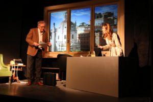 """Recensione dello spettacolo """"Gianni Rodari. Un'intuizione fantastica"""", al Nuovo Teatro Sancarluccio di Napoli"""