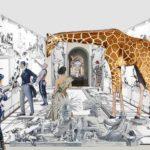 """Dal 27 maggio al 27 giugno 2020 la Sala Dalí dell'Instituto Cervantes di Roma ospita la prima italiana della mostra """"L'universo di Ignacio Goitia"""""""