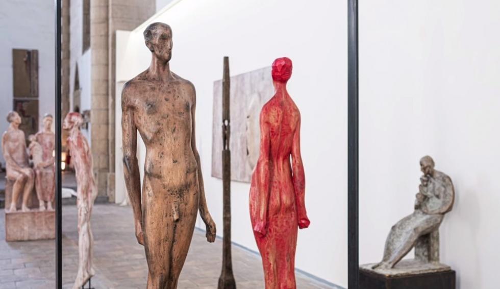 """Il 2 Giugno 2020 riapre il Maschio Angioino con la mostra """"Spiritus Mundi"""" di Hermann Josef Runggaldier e Mario Ciaramella"""