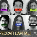 """Debutta la Compagnia Under 30 del Teatro Tram di Napoli con """"I dieci peccati capitali"""""""