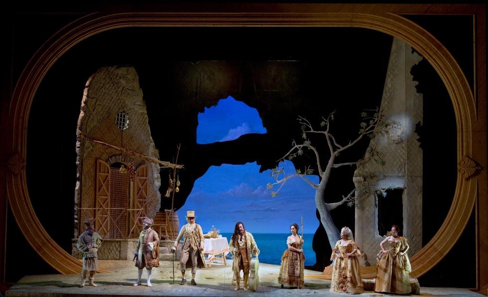 """Il Teatro San Carlo su Rai 5 con """"L'osteria di Marechiaro"""", di Giovanni Paisiello, il 1° luglio 2020"""