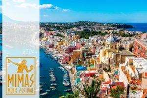 Giunge alla terza edizione il Mimas Music Festival, al Palazzo d'Avalos di Procida il 24 ed il 25 luglio 2020