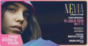 """Al via la XXVII edizione di """"Cinema intorno al Vesuvio"""", dal 15 luglio al 13 agosto 2020 a Villa Vannucchi, San Giorgio a Cremano"""