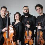 """Quartetto Felix per il secondo appuntamento di """"Musica al Centro"""", l'11 luglio 2020 presso la Domus Ars di Napoli"""