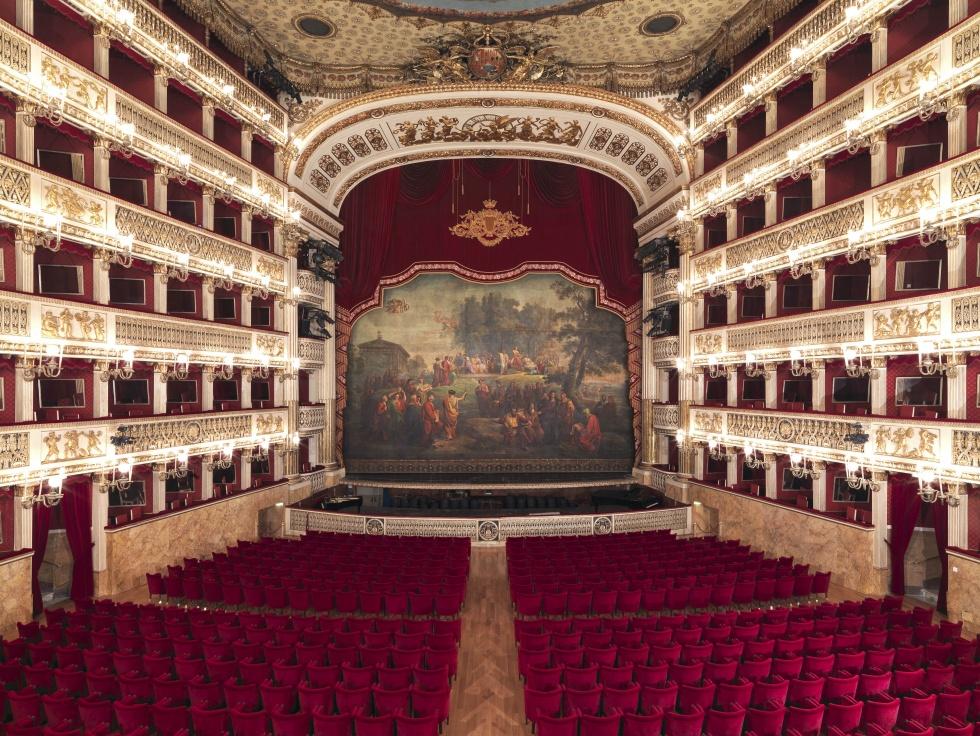 La programmazione in streaming di marzo 2021 del Teatro San Carlo di Napoli