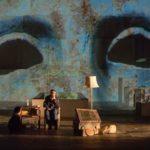 """Proiezione del film """"Conversazione su Tiresia"""", di e con Andrea Camilleri, il 17 luglio 2020 al Teatro Mercadante di Napoli"""
