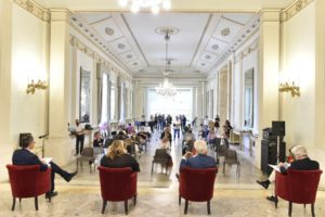 Al via la prima edizione del Festival di concerti, balletti e conversazioni del Teatro San Carlo a Palazzo Reale