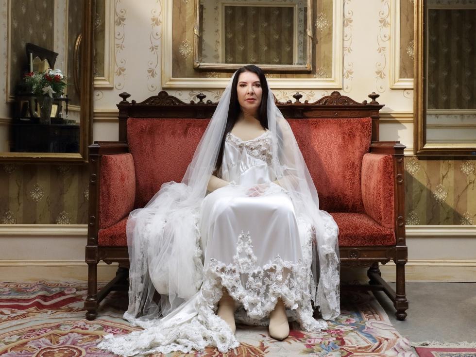 """Marina Abramović apre la Stagione 2020/2021 del Teatro San Carlo di Napoli con  """"7 Deaths of Maria Callas"""" in prima nazionale"""