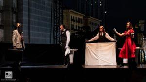 """""""Asterione"""" in scena al Teatro Sannazaro per """"Teatro solidale – il teatro dei salti morali"""", il 12 ottobre 2020"""