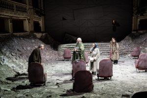 """""""I manoscritti del diluvio"""", di Michel Marc Bouchard, regia di Carlo Cerciello, dal 14 al 31 ottobre al Teatro Mercadante di Napoli"""