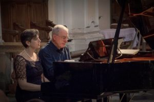 """Al via la rassegna """"Pianosolo"""" al Teatro Diana, l'8 ottobre 2020 il primo recital con Michele Campanella e Monica Leone"""
