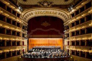 Gabriele Ferro dirige Die Zauberflöte/Il Flauto Magico in forma di concerto, il 2 ed 4 ottobre 2020 al Teatro San Carlo di Napoli