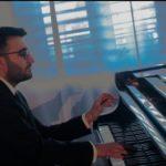 """Il pianista Luca Castellone in streaming per la rassegna """"Chi ci ferma!"""" del Conservatorio San Pietro a Majella di Napoli, l'8 gennaio 2021"""