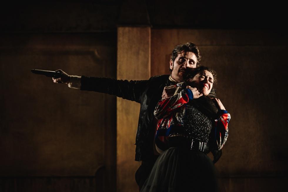 """""""Spacciatore, una sceneggiata"""", proposto in streaming dal Teatro di Napoli il 27 febbraio 2021"""