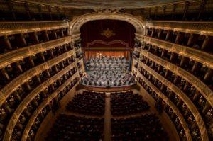 Il Teatro San Carlo di Napoli riapre al pubblico in presenza con 19 spettacoli e 33 recite dal 14 maggio al 31 luglio 2021