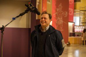 """Paolo Giulierini, Direttore del MANN, protagonista del decimo episodio di """"Voci di Memus"""""""