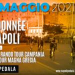 Il 1° e 2  Maggio 2021 con la Randonnée di Napoli si apre il Napoli Bike Festival 2021