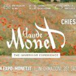 Claude Monet: The Immersive Experience, dal 20 maggio 2021 a Napoli nella  Chiesa di San Potito