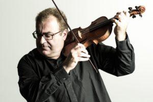 """Federico Guglielmo con la Nuova Orchestra Scarlatti per il concerto """"Vivaldi & Tartini"""", il 17 giugno 2021 nella Chiesa dei SS. Marcellino e Festo"""