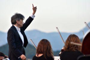 Kent Nagano inaugura la 69esima edizione del Ravello Festival, il 1° luglio 2021