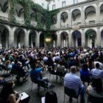 Orchestra Scarlatti Young in concerto con musiche di Mozart, Schubert, e giovani talenti campani, il 23 luglio 2021 nel Cortile delle Statue dell'Università Federico II